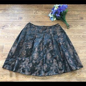 ✨Talbots Woman Box Pleated Dress Skirt✨